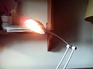 Lampara luz dicroica