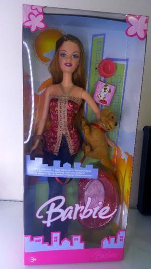 Muñeca Barbie What a Weekend Mattel- en su caja sin abrir