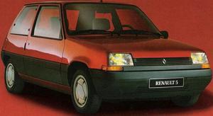 Renault Super 5 - 84 a 96 Manual de Taller Esquema Electrico