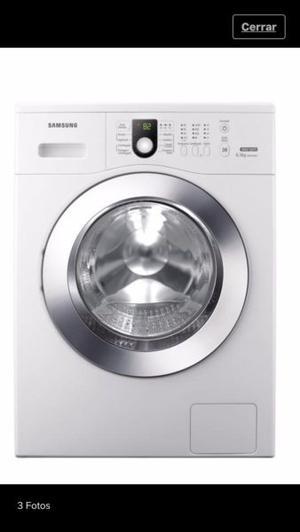 VENDO lavarropa automático samsung 7kg nuevo sin uso