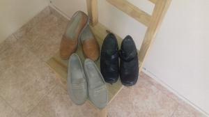 Vendo 3 pares de zapatos en muy buen estado