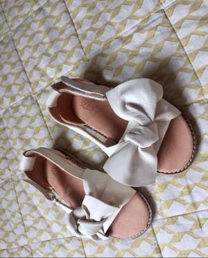 Vendo sandalitas para nena Zara Kids Nro. 23 sin uso! $360