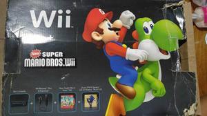 Wii Completa Flasheada Casi Sin Uso