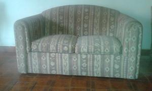 sillón de dos cuerpos
