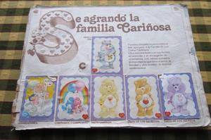 Album de figuritas Ositos Cariñosos!!!, Club Cromy