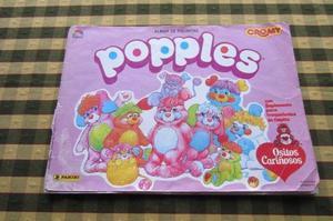 Album de figuritas Popples, Ositos Cariñosos!!!, Cromy!!!,