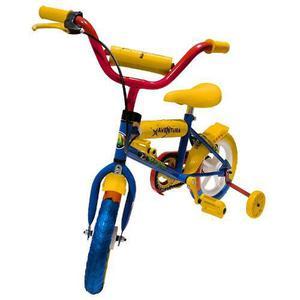 Bicicleta Infantil Rodado 12 Niño Nene Ruedas Reforzadas