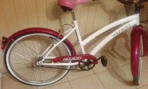 Bicicleta de mujer nueva 26