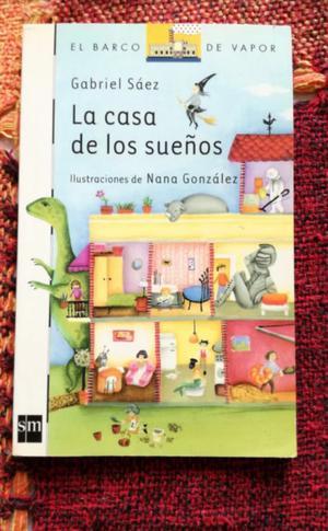 La casa de los sueños (Gabriel Saez)