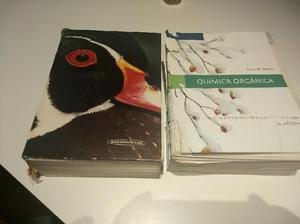 Libros de Biologia Y Quimica