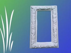 Figuras de yeso para pintar artesanias posot class for Pintar marco espejo