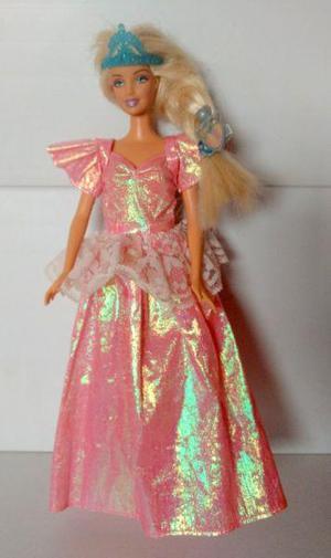 Muñeca Barbie Original Mattel, Articulada