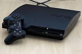 PS3 con 12 juegos y 1 joystick oferta navidad