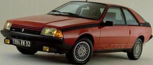 Renault Fuego 80 a 95 Manual de Taller Despiece Esquema