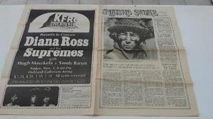 Revista Rolling Stone, volumen 1, número 1 de 1967
