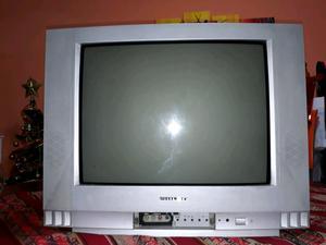 """Televisor Philco 21"""" con control remoto"""