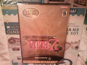 The Legend Of Zelda The Wind Waker Nuevo,sellado De Fabrica