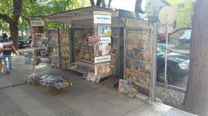 Vendo Kiosco de Diarios Y Revistas
