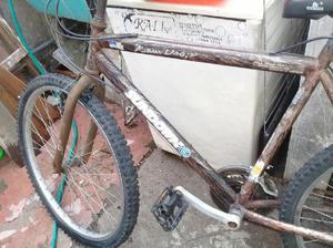 Vendo Urgente Bicicleta Rodado 26