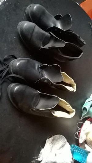 lote de calzado de seguridad
