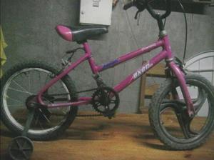 vendo bici para nena o nene !! en 1000!!