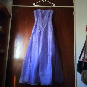 vestido de fiesta traído de ny