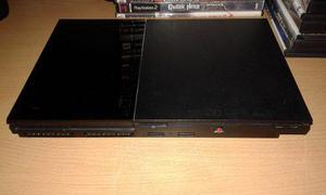 Combo Play Station 2 + Joystick + Juegos + Accesorios