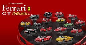 Ferrari Gt Coleccion Clarin  Las 15 Primeras