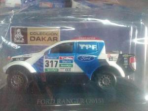 Ford Ranger Dakar Coleccion 1/43