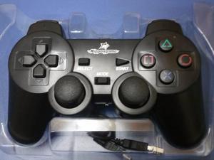 Joystick Ps2 Inalámbrico Bateria Interna - Nippongame