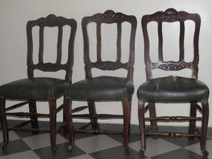 Liquido sillas provenzal!!!
