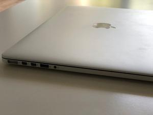 Macbook Pro 15 Retina I7 16gb 512gb Ssd Excelente Estado