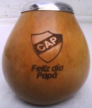 Mates De Calabaza Souvenir Para Dia Del Padre Grabados Laser