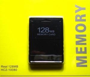 Memory Card 128mb Para Ps2