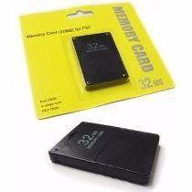 Memory Card 32mb Para Ps2
