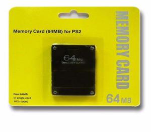 Memory Card 64mb Ps2