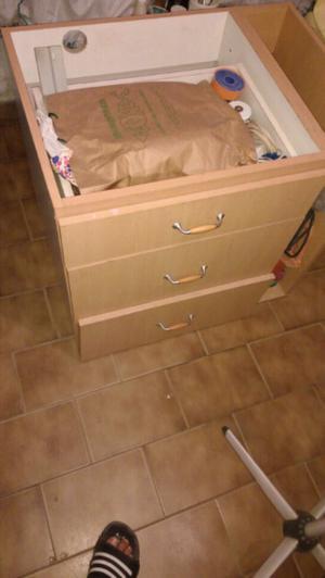 Mueble bajo mesada