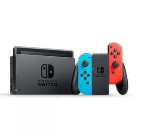 Nintendo Switch Neon Nuevo