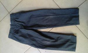 Pantalon Gris De Vestir Colegio Comunion Talle 8