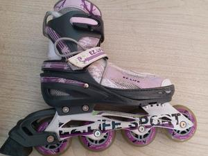 Rollers Action Sport Ez. Life Talle Extendible 39 A 42