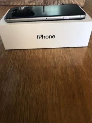 Vendo iphone 6,16 gb, silver excelente estado.