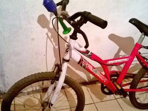 Bicicleta rodado 16 para niña !