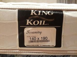 Colchón y sommier Kong koil