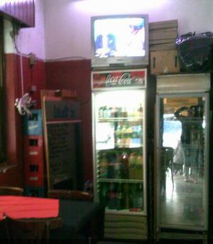 Fondo de comercio, restaurant, parrilla, bar. esquina en