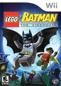 Juego De La Wii, Lego Batman