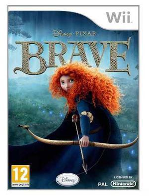 Juego Nintendo Wii Brave (valiente) Disney Pixar Original