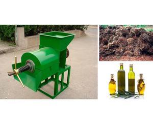 Prensa Meelko de aceite para palma africana  kg hor