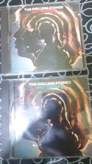 Vendo cd rolling stones hot rock 1 y 2