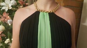 Vestido de fiesta Maria Vazquez