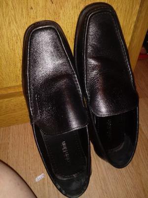 """Zapatos de cuero de vestir """" CALVIN KLEIN"""", Sin uso!!"""